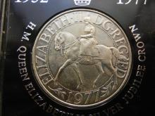 1977 Silver Jubilee Crown