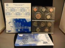 1999 Philadelphia Uncirculated US Mint Set