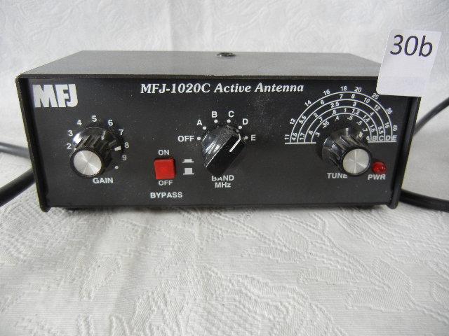 MFJ-1020 C Active Antenna