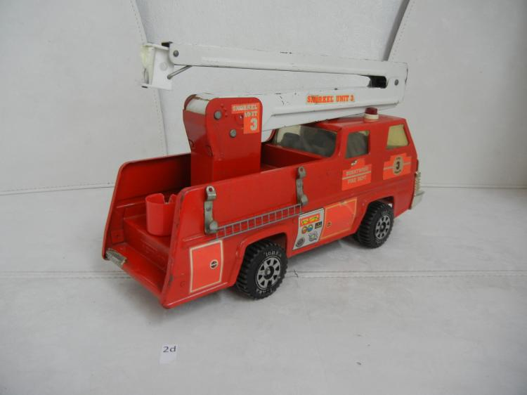 Toys For Trucks Greenville : Vintage tonka fire engine missing bucket