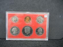 1980-S U.S Mint Proof Coin Set