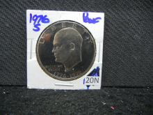 1976-S Proof Eisenhower Dollar