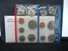 1980 United States Mint Set P&D