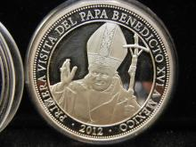 2012 Pope Benedict XVI Commemorative