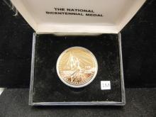 American Revolution Bicentennial Medal.