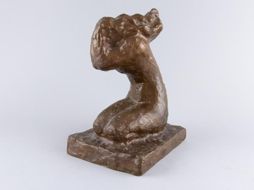 Wäinö Aaltonen | Bronze Statue Suru*