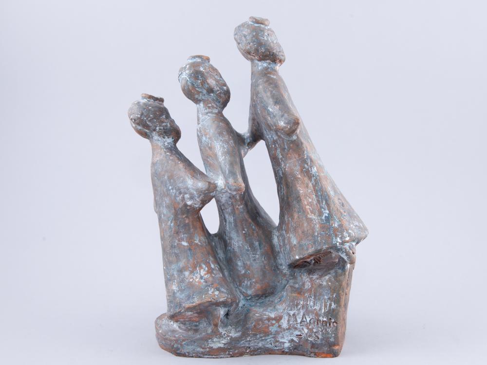 Milja Aarnio   Statue*