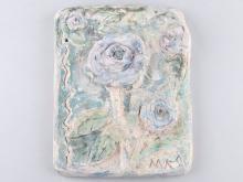Milja Aarnio | Clay Wall Plaque