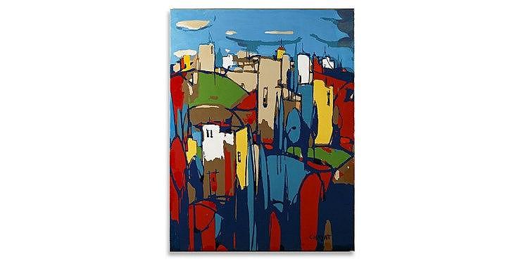 Yaakov Chayat - 'Landscape'