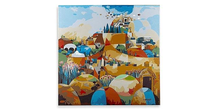 Yaakov Chayat - 'Jerusalem'