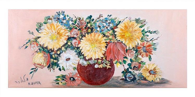Milia Laufer - 'Flowers'