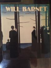 Will Barnet by Robert M. Doty (1984, Hardcover) 9¾
