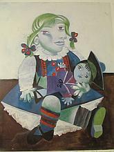Pablo Picasso (Spanish, 1881–1973)-
