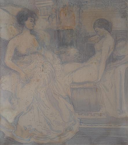 CHARLES EDWARD CONDOR (1868-1909)