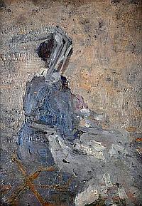 KATHLEEN LETITIA O'CONNOR (1876-1968) (Australian)