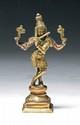 A Vintage Asian Bronze Shiva