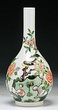 A Chinese Famille Rose Porcelain Vase