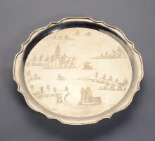 TACKHING STERLING SILVER PLATE