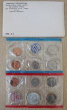 1968 US Proof Mint Set in Original Envelope