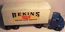 1940s Smith Miller GMC Bekins Vanliner Moving Truck