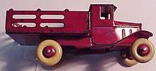 Early Wyandotte Stake Truck