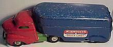 Vintage Wyandotte Van Truck