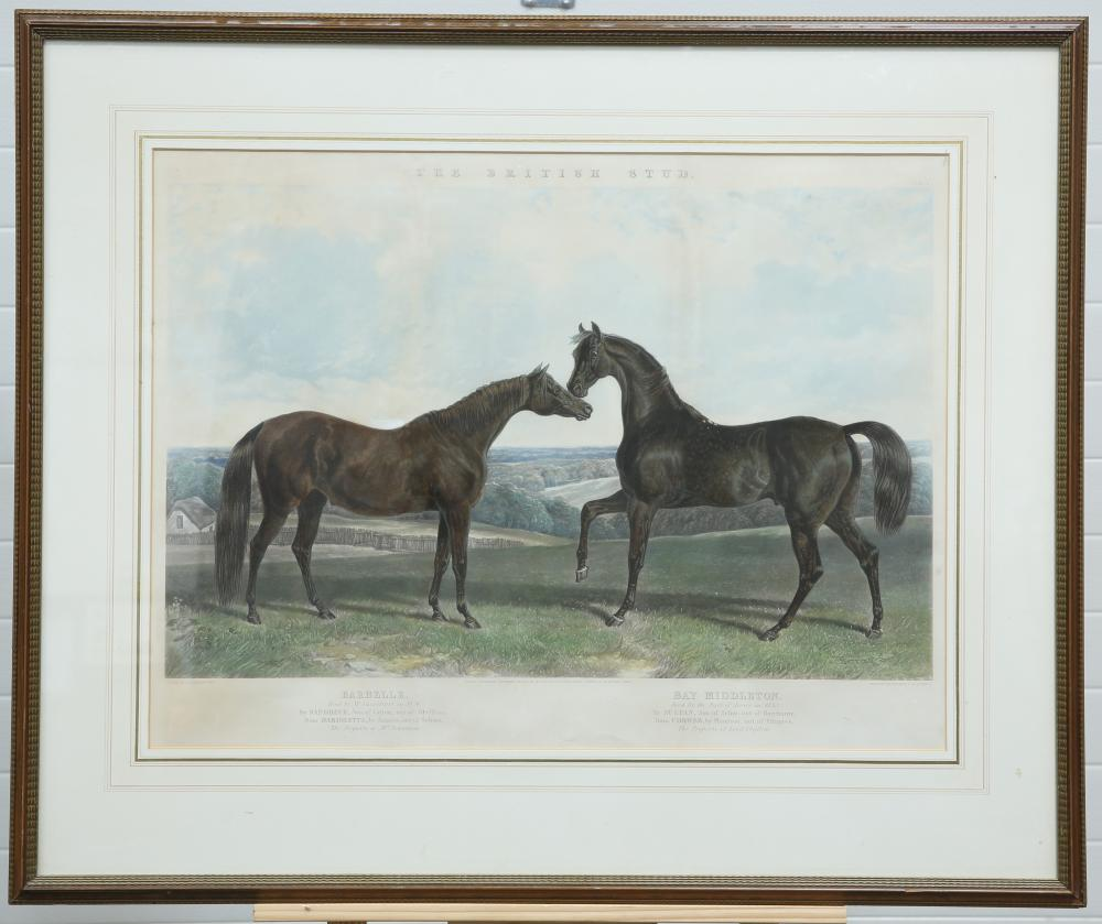 """AFTER HERRING, """"BARBELLE AND BAY MIDDLETON"""" AND """"CAMEL AND BANTER"""", FROM """"T"""