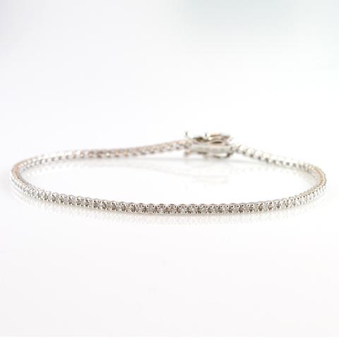 Tennis Bracelet simplicity