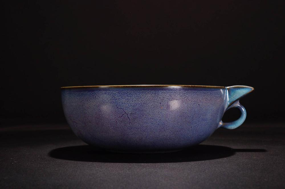 A JUN KILN BOWL