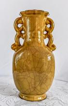 NORTHERN SONG GUAN-TYPE BOTTLE VASE