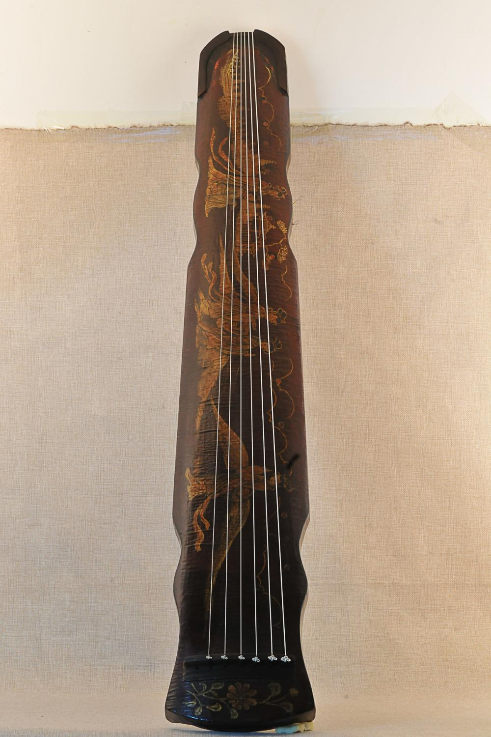 7-9TH CENTURY, AN STRINGED INSTRUMENT OF ANCIENT CHINA, TANG