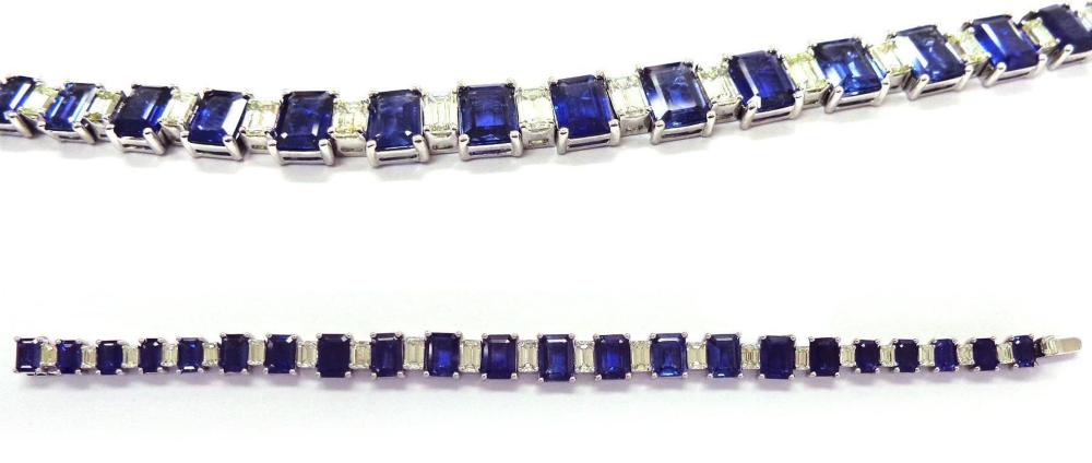 Sapphires 23.12 carats