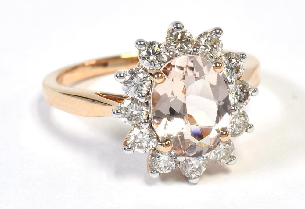 Morganite 1.50 carat