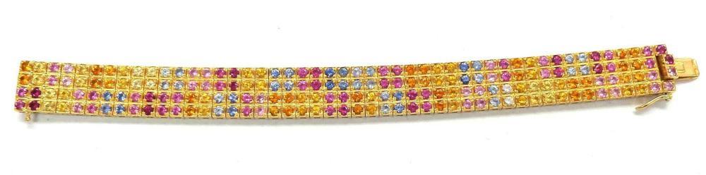 Sapphires 17.28 carats