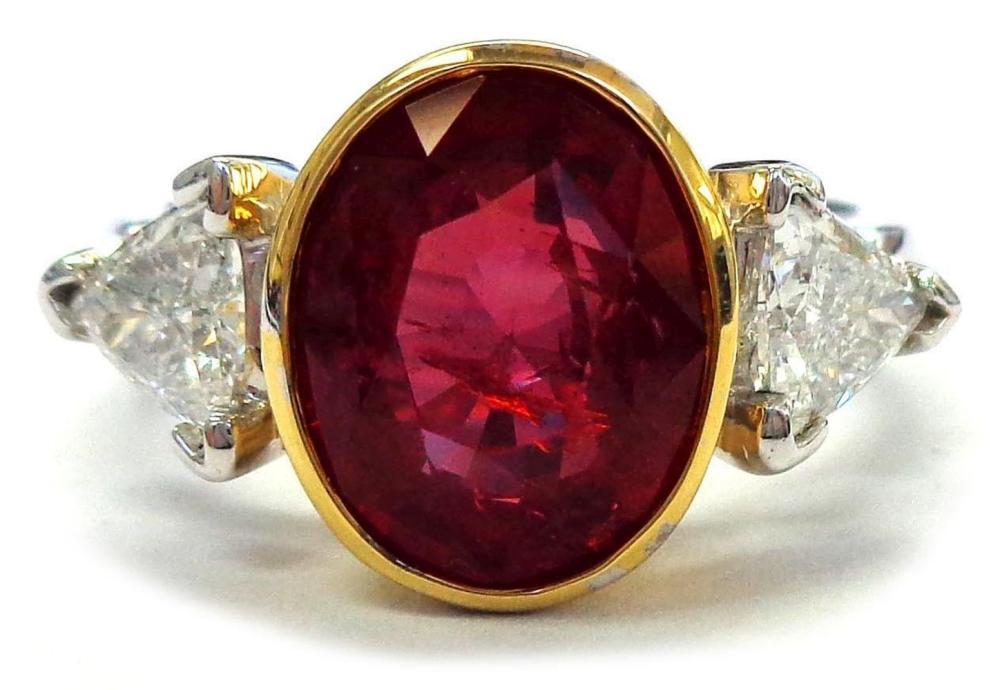 Ruby 4.47 carat
