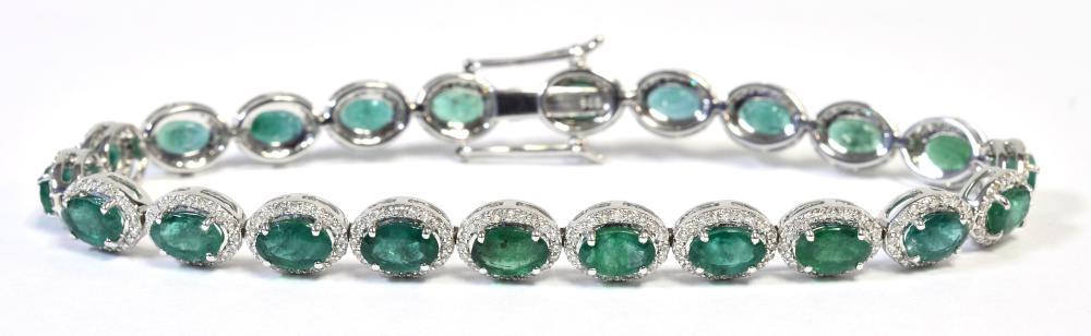 Emeralds 9.75 carats