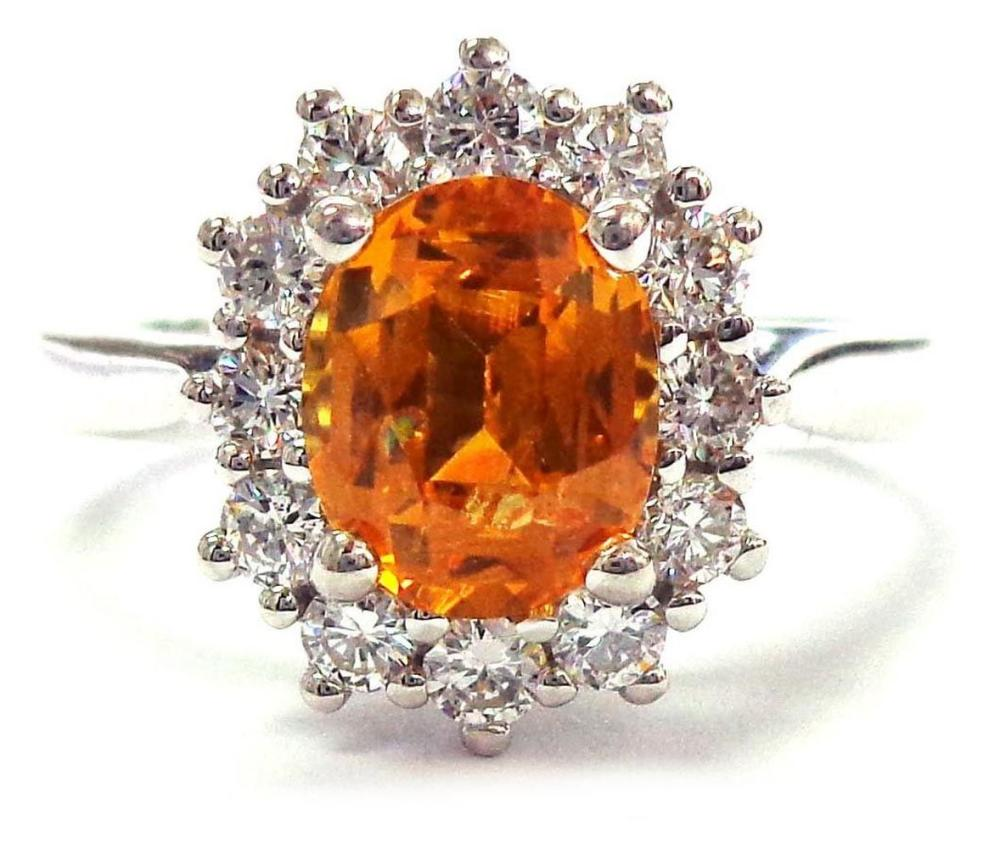 Yellow sapphire 1.88 carat