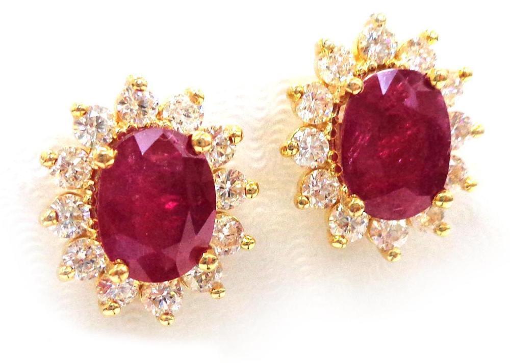 Rubies 3.33 carats