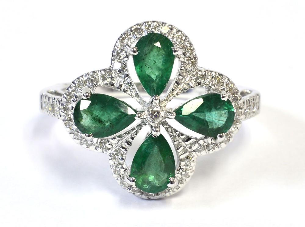Emeralds 1.50 carats