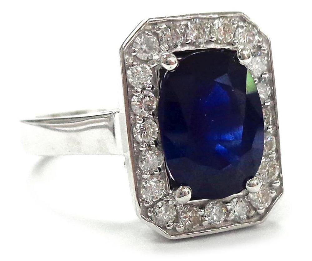 Sapphire 2.63 carat