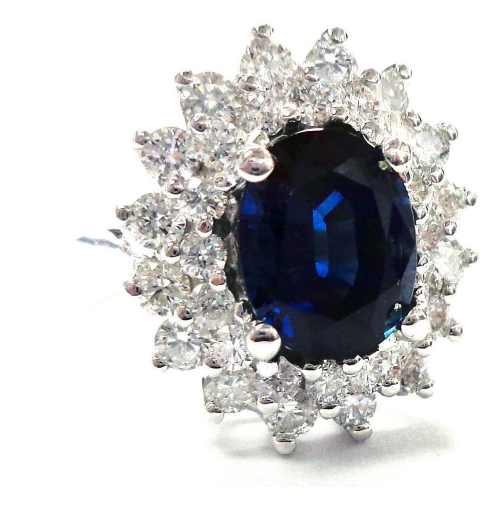 Sapphire 2.77 carat