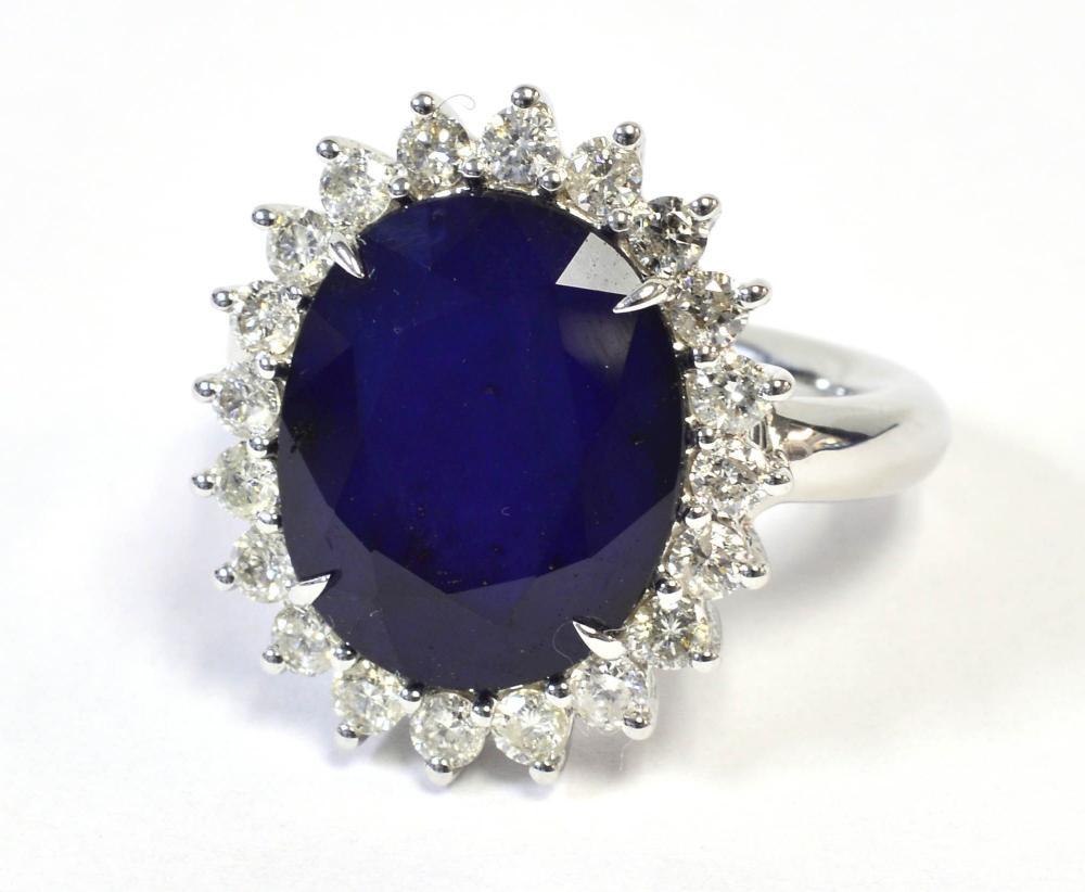 Sapphire 9.50 carats