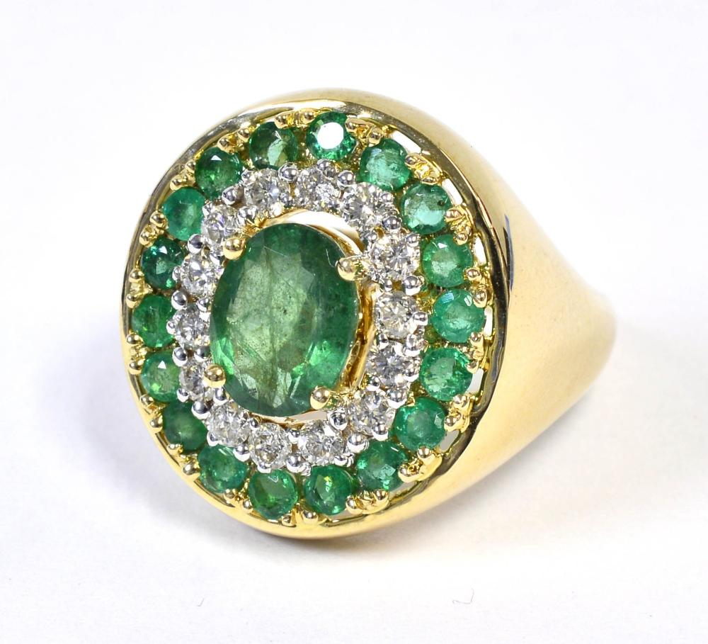 Emerald 1.25 carat