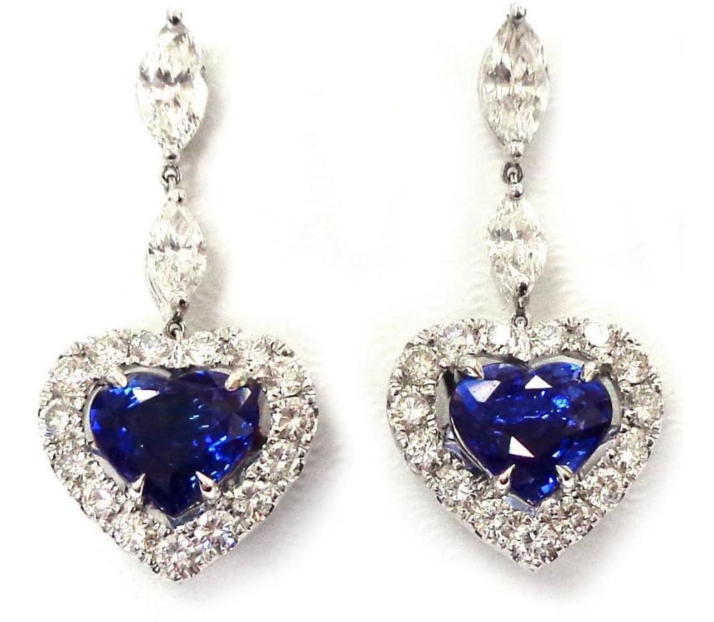 Sapphires 5.33 carats