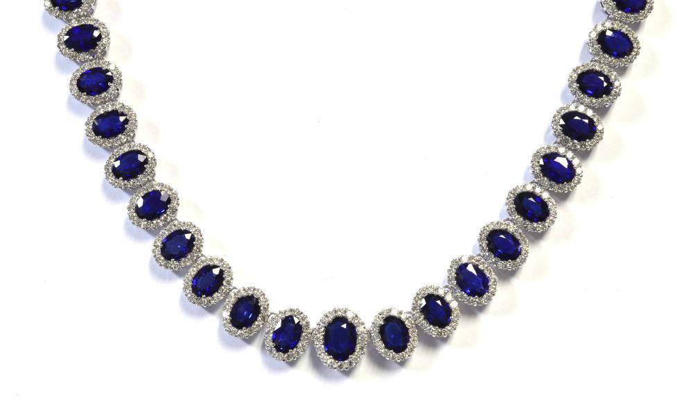 Sapphires 39.00 carats