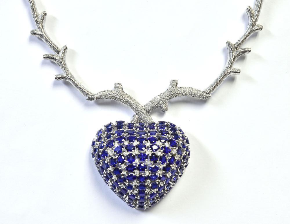 Sapphires 27.80 carats