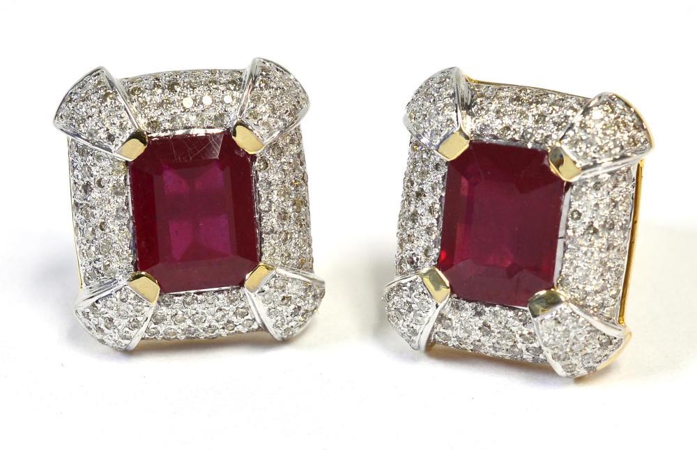Rubies 5.37 carats