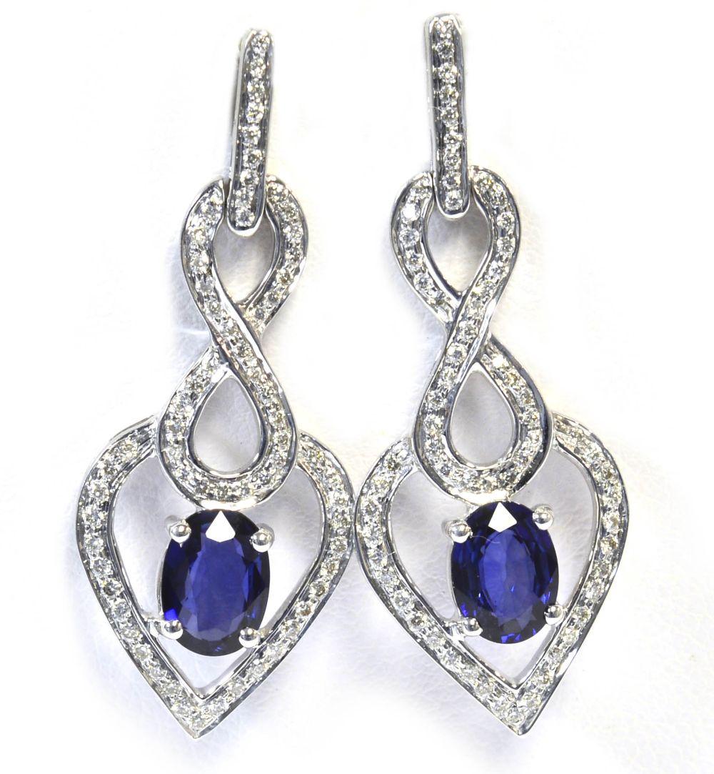 Sapphires 1.55 carats