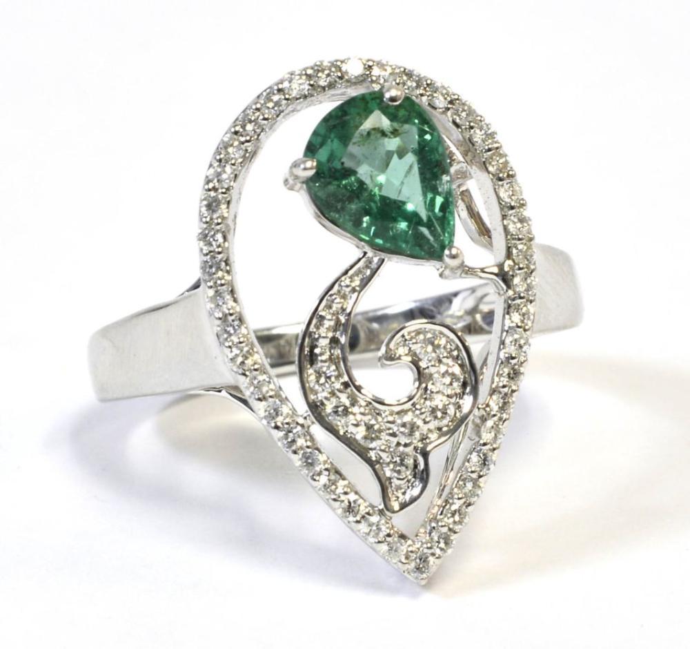 Emerald 0.80 carat