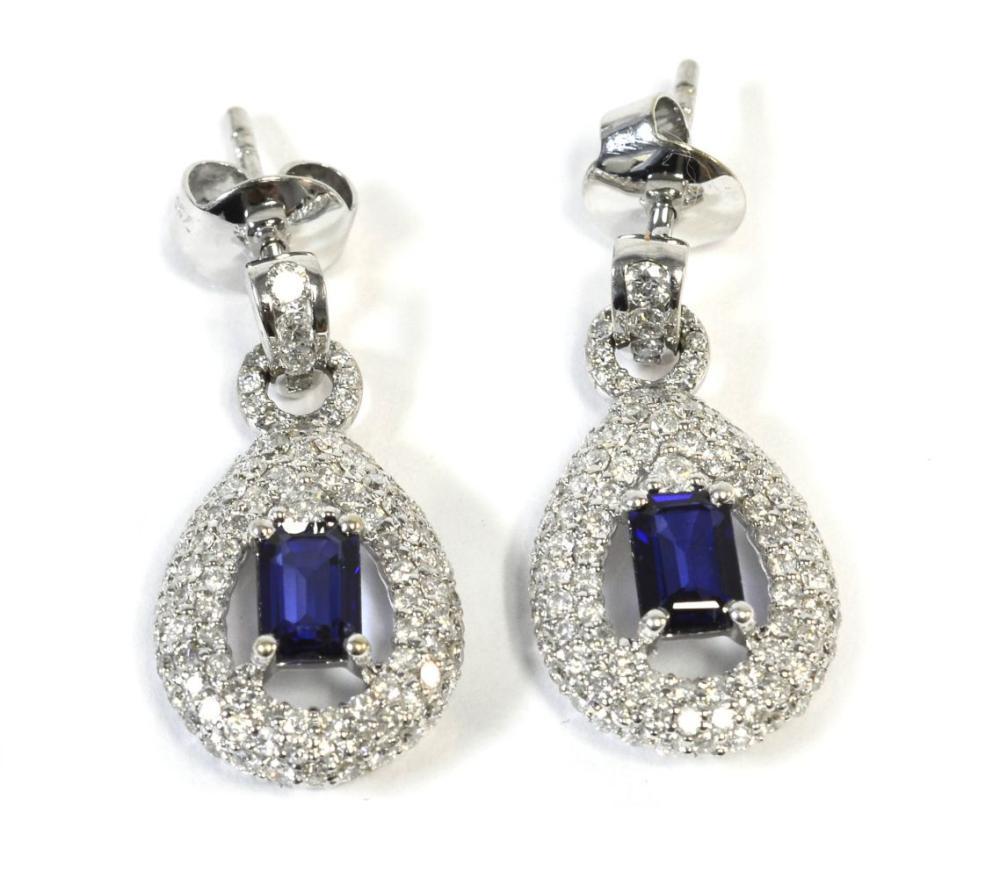 Sapphires 1.40 carats